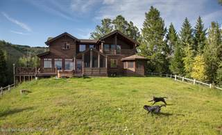 Single Family for sale in 8995 E DITCH CREEK ROAD, Jackson, WY, 83001