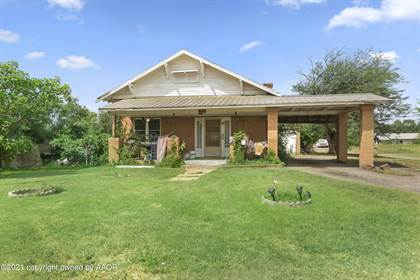 Residential Property for sale in 711 Choctaw, Shamrock, TX, 79079