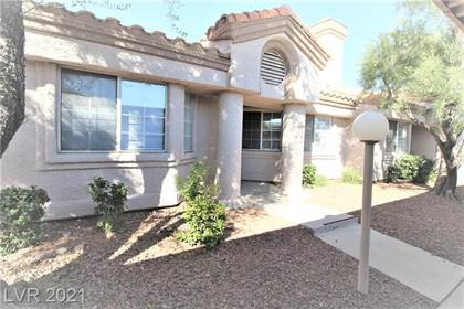 Residential Property for sale in 1380 Di Blasi Drive 106, Las Vegas, NV, 89119