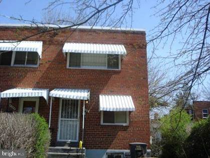 Residential Property for rent in 4346 MARTIN LUTHER KING JR AVENUE SW, Washington, DC, 20032