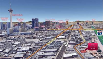 Lots And Land for sale in 1400 WESTERN Avenue, Las Vegas, NV, 89102