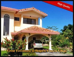 Residential Property for sale in Great Townhouse for Sale in Boquete Canyon Village, Boquete, Chiriqui , Boquete, Chiriquí