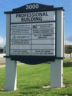 Commercial for sale in 3000 N Atlantic Avenue 108, Cocoa Beach, FL, 32931
