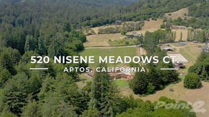 Single-Family Home for sale in 520 Nisene Meadows Ct , Aptos, CA, 95003