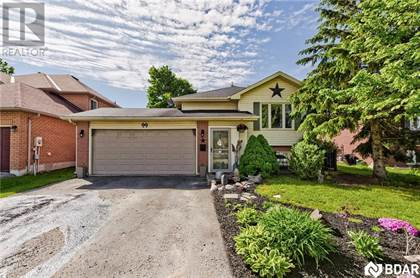 Single Family for sale in 99 LIVINGSTONE Street W, Barrie, Ontario, L4N7J4