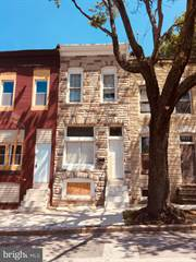 Townhouse for rent in 2528 E HOFFMAN STREET, Baltimore City, MD, 21213