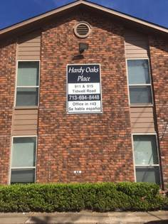 Apartment for rent in 915 Tidwell, Houston, TX, 77022