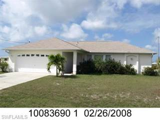 Single Family for sale in 1802 SE 1st AVE, Cape Coral, FL, 33990