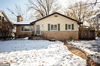 Residential for sale in 4120 Welcome Avenue N, Robbinsdale, MN, 55422