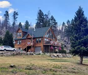 Single Family for sale in 129 Upper Rader Creek Road, Whitehall, MT, 59759