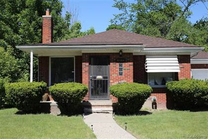 Residential Property for sale in 6126 GUILFORD Street, Detroit, MI, 48224