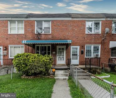 Residential for sale in 4711 IVANHOE AVENUE, Baltimore City, MD, 21212
