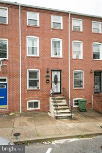 Residential Property for sale in 531 MOSHER STREET, Baltimore City, MD, 21217