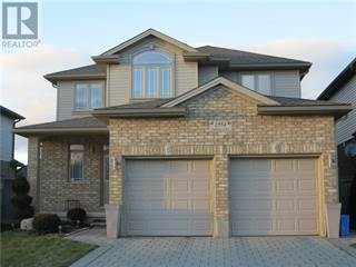Single Family for rent in 1954 JUBILEE CRESCENT, London, Ontario, N6G0H7