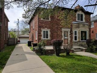 Single Family for sale in 3366 OAKMAN Boulevard, Detroit, MI, 48238