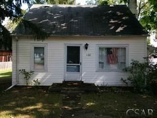 Single Family for sale in 128 N Rayner, Mason, MI, 48854