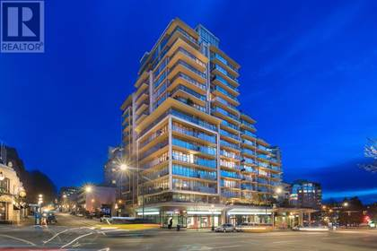 Single Family for sale in 707 Courtney St 802, Victoria, British Columbia, V8W0A9