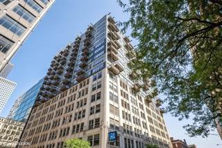 Condo for sale in 565 West Quincy Street 509, Chicago, IL, 60661