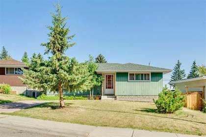 Single Family for sale in 736 SIERRA Crescent SW, Calgary, Alberta, T2W0P1