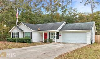 Single Family for sale in 412 Middleground Rd, Rincon, GA, 31326