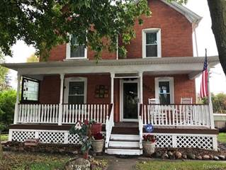 Single Family for sale in 21722 HURON RIVER Drive, Rockwood, MI, 48173
