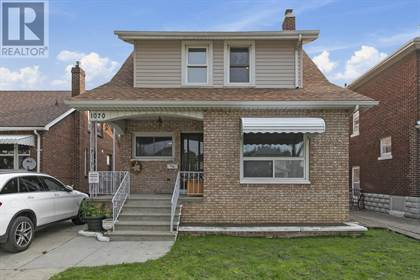 Multi-family Home for sale in 1070 Parent, Windsor, Ontario, N9A2E5