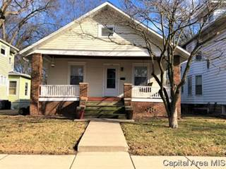 Single Family for sale in 710 S State, Springfield, IL, 62704