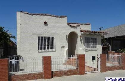 Multifamily for sale in 1129 W 67th Street, Los Angeles, CA, 90044