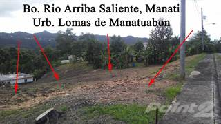 Land for sale in Lomas del Manatuabon, Manati, PR, 00674