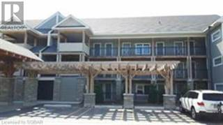 Condo for rent in 2 COVE COURT , Collingwood, Ontario, L9Y0Y6