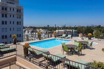 Apartment for rent in 500 N. Rossmore Ave, Hancock Park, CA, 90004