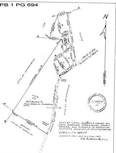 Lots And Land for sale in 0 Butterwood Road, North Dinwiddie, VA, 23803