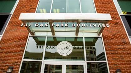 Commercial for rent in 231 Oak Park Blvd 301B01, Oakville, Ontario, L6H 7S8