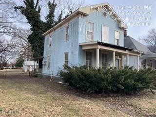 Multi-family Home for sale in 119 Cherry Street, Centralia, IL, 62801