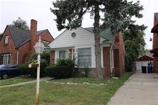 Single Family for sale in 18653 TRACEY Street, Detroit, MI, 48235