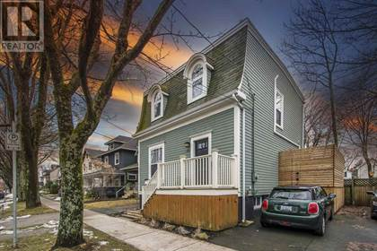 Single Family for sale in 1890 Garden Street, Halifax, Nova Scotia, B3H3R6