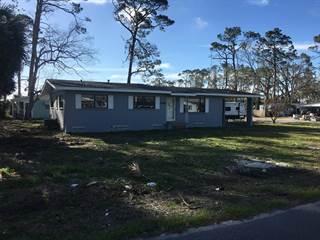 Single Family for sale in 1402 PALM BLVD, Port Saint Joe, FL, 32456