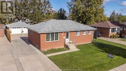 Single Family for sale in 5170 GRAND BOULEVARD, Windsor, Ontario, N8T1L9