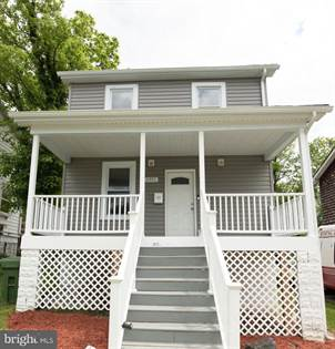 Residential Property for sale in 4911 MIDWOOD AVENUE, Baltimore City, MD, 21212