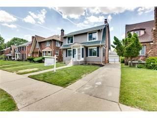 Single Family for sale in 14837 Ashton Road, Detroit, MI, 48223