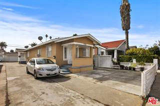 Multi-family Home for sale in 1706 EXPOSITION, Los Angeles, CA, 90062