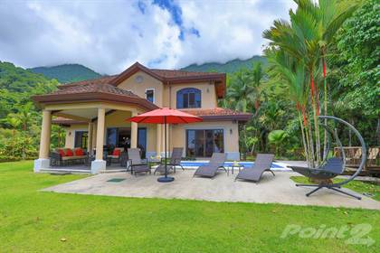 Residential Property for sale in Casa Britt – Luxury Home in Ojochal Gated Community with Swimming Holes and Waterfalls, Ojochal, Puntarenas