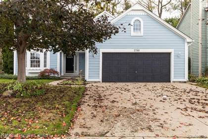 Residential Property for sale in 3708 EATON GATE Lane, Auburn Hills, MI, 48326