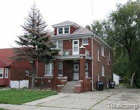 Multi-family Home for sale in 13648 NORTHLAWN Street, Detroit, MI, 48238
