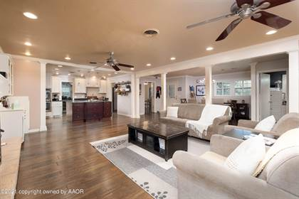Residential Property for sale in 15 SOUTH RIDGE DR, Canyon, TX, 79015