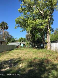 Lots And Land for sale in 368 NIXON ST, Jacksonville, FL, 32204