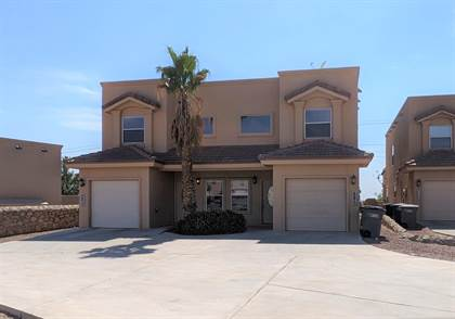 Residential Property for sale in 521 GREEN VILLAGE Court A, El Paso, TX, 79912