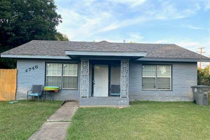 Residential Property for sale in 4746 Tacoma Street, Dallas, TX, 75216