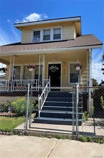 Residential Property for sale in 8427 Senator Street, Detroit, MI, 48209