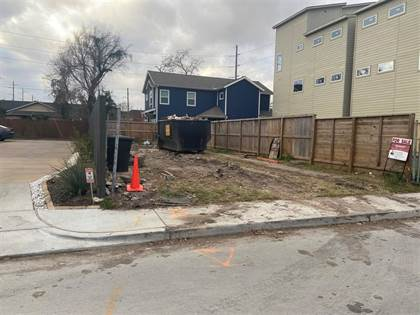 Lots And Land for sale in 1408 Valentine Street, Houston, TX, 77019